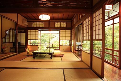 Hanare Ryuumontei at Iwaso in Miyajima