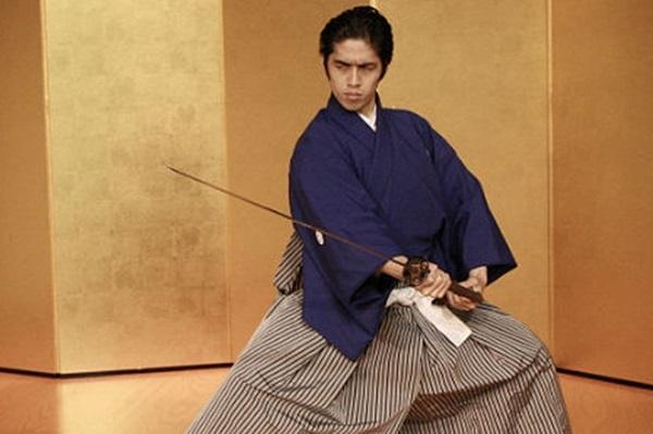 samurai-kembu-show